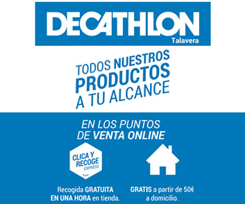 Decathlon Talavera